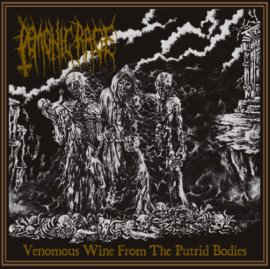 Demonic Rage – Venomous Wine From Putrid Bodies GLP