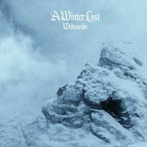 A Winter Lost - Weltenende  CD