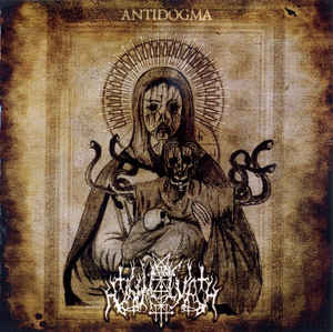 Unholyath - Antidogma   CD