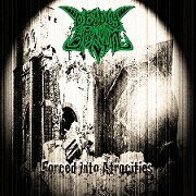 Deadly Spawn - Forced into Atrocities CD