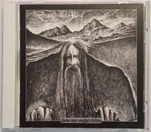 Ildjarn / Hate Forest - Those Once Mighty Fallen   Split CD