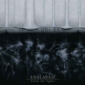 Enslaved - Below The Lights  Gatefold LP  blue Vinyl