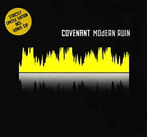 Covenant - Modern Ruin   CD