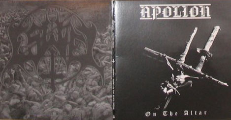 Apolion / Eswiel - Split EP  lim. to 333