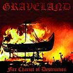 Graveland - Fire Chariot and Destruction, CD