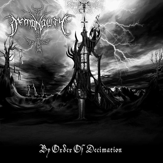 Daemonolith - By order of Decimation  LP  lim to 100