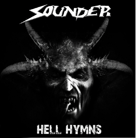 Sounder - Hell Hymns  LP  Clear Vinyl  Lim. to 100