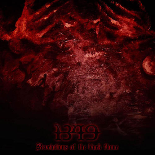 1349 - Revelations of the Black Flame CD