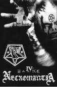 Necromantia - IV: Malice  LP tape lim. to 300