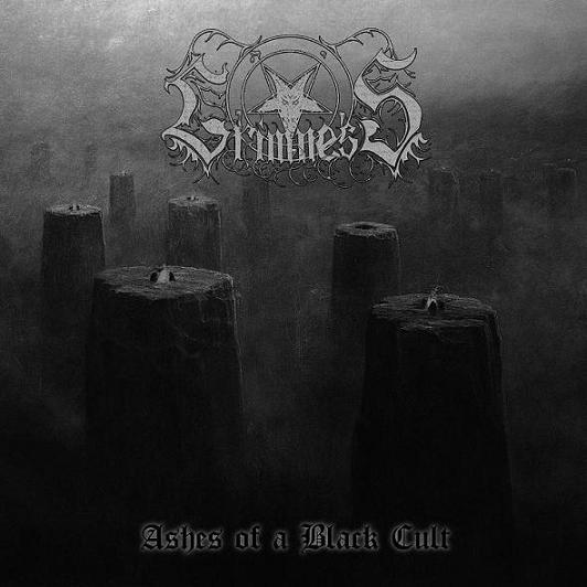 Grimness - Ashes of a Black Cult  CD