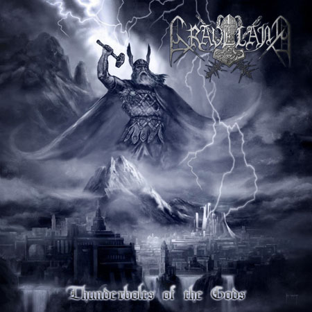 Graveland - Thunderbolt of the Gods  CD