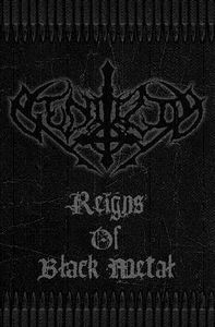 Genozid - Reigns Of Black Metal  Tape
