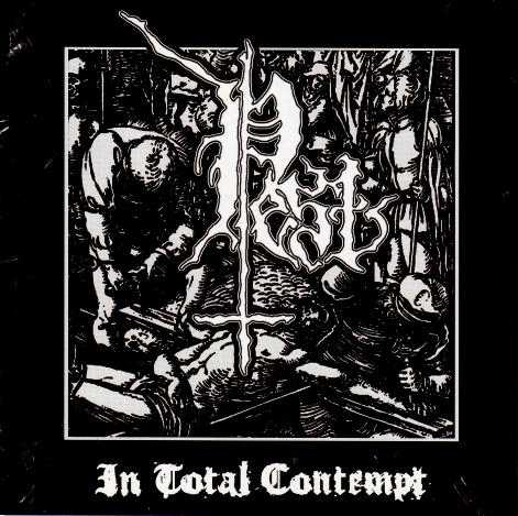 Pest (Swe) - In total Contempt  Gatefold LP