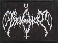 Demoncy - Logo Patch 10cm x 7,5cm