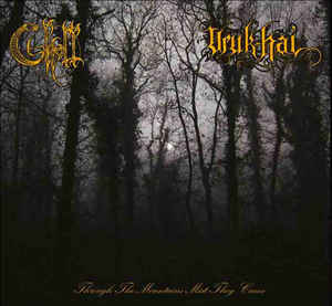 Skoll / Uruk-Hai - Through The Mountains Mist They Came   Digi CD