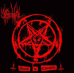 Urgehal - Death Is Complete  EP